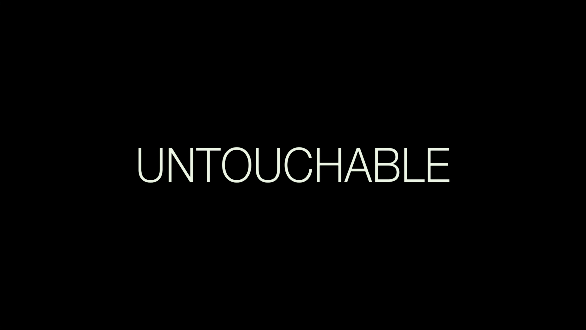 Untouchable - Message Of Freedom Church